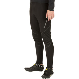 VAUDE Active Warm Pantalón largo sin acolchado Hombre, black